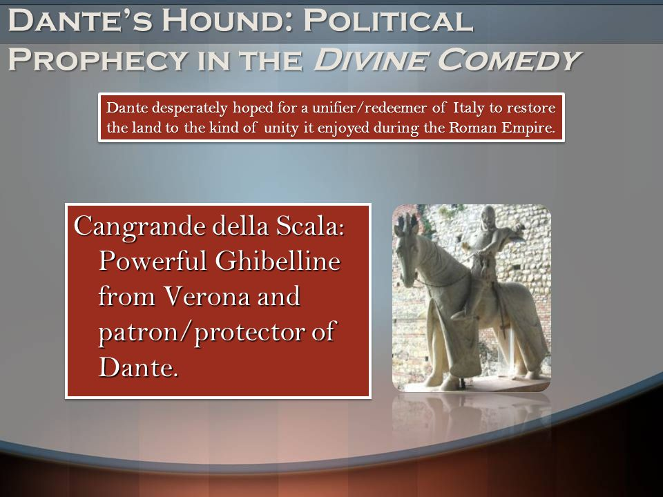 Dante's Hound: Political Prophecy in the Divine Comedy