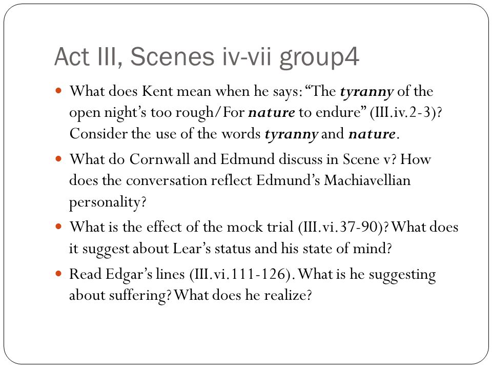 Act III, Scenes iv-vii group4