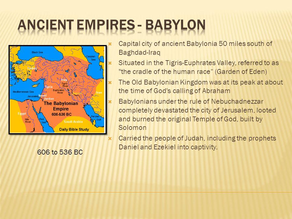 Ancient Empires - Babylon