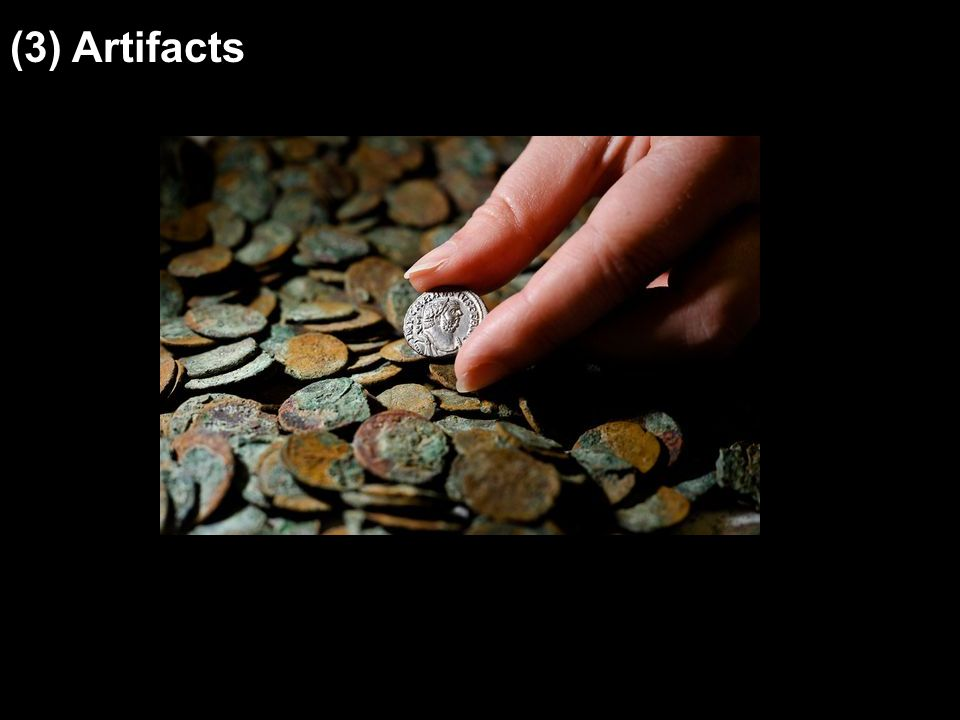(3) Artifacts