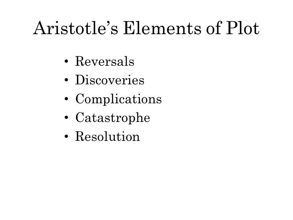 Aristotle's Elements of Plot