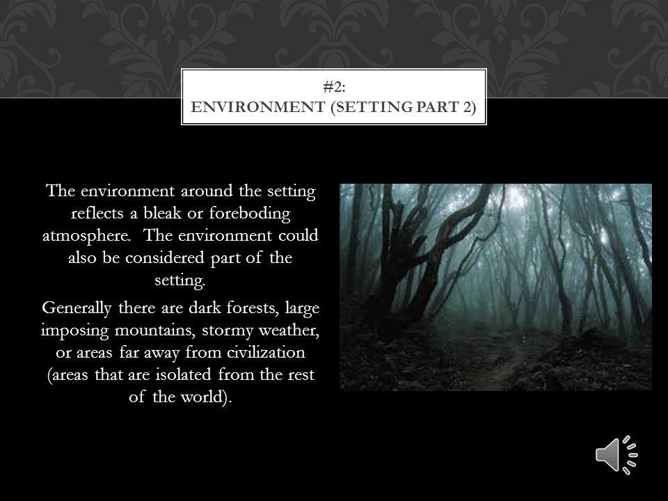 #2: environment (setting part 2)