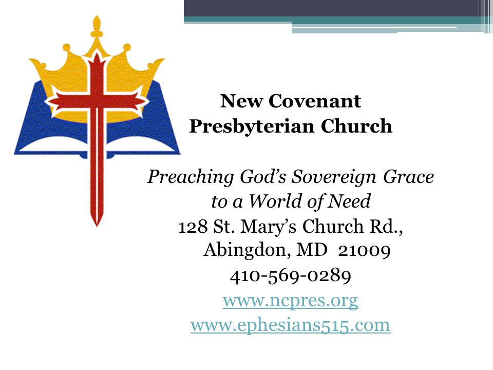 New Covenant Presbyterian Church