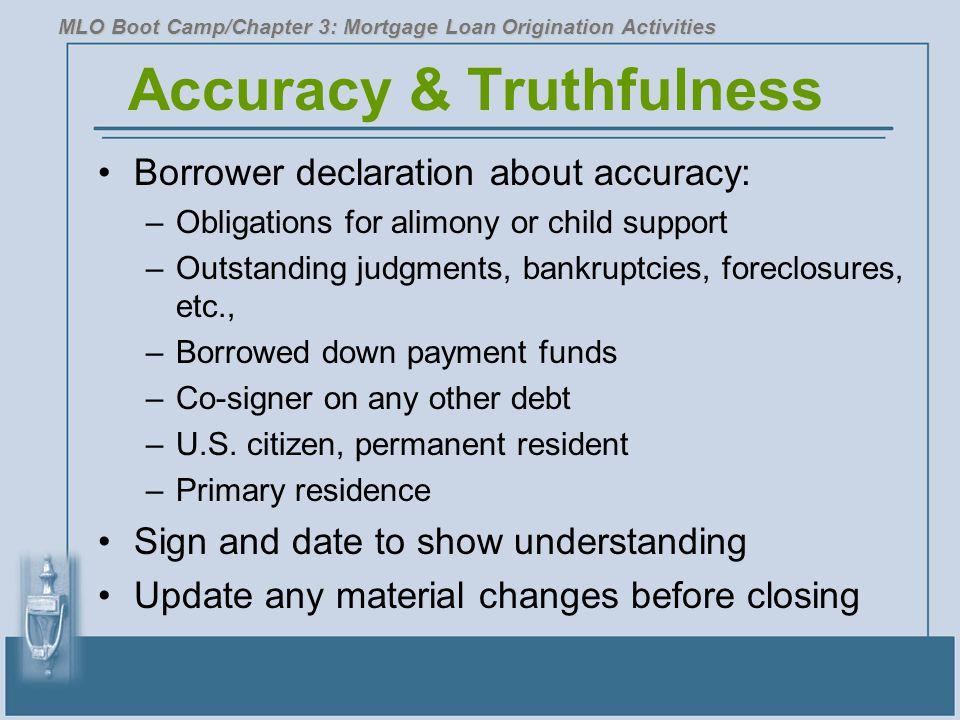 Accuracy & Truthfulness