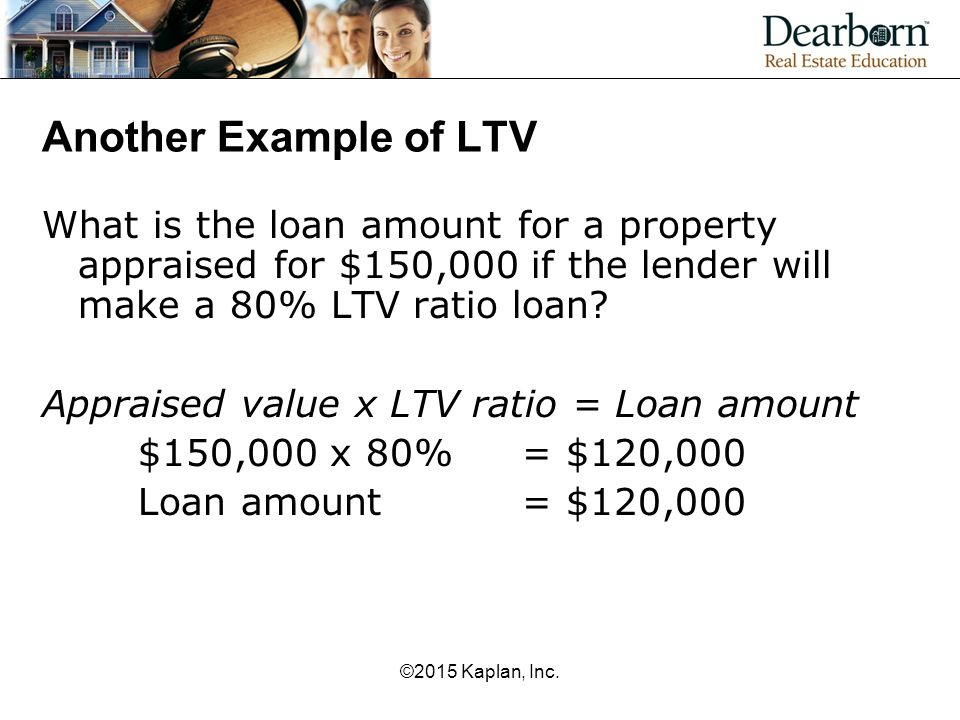 Another Example of LTV