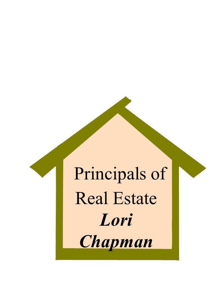 Real Estate Lori Chapman