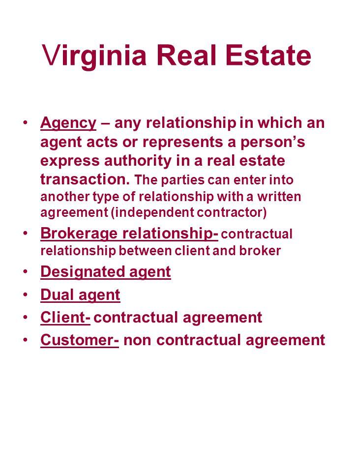 Virginia Real Estate