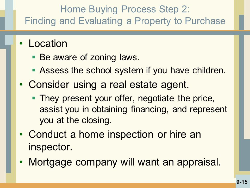 Consider using a real estate agent.