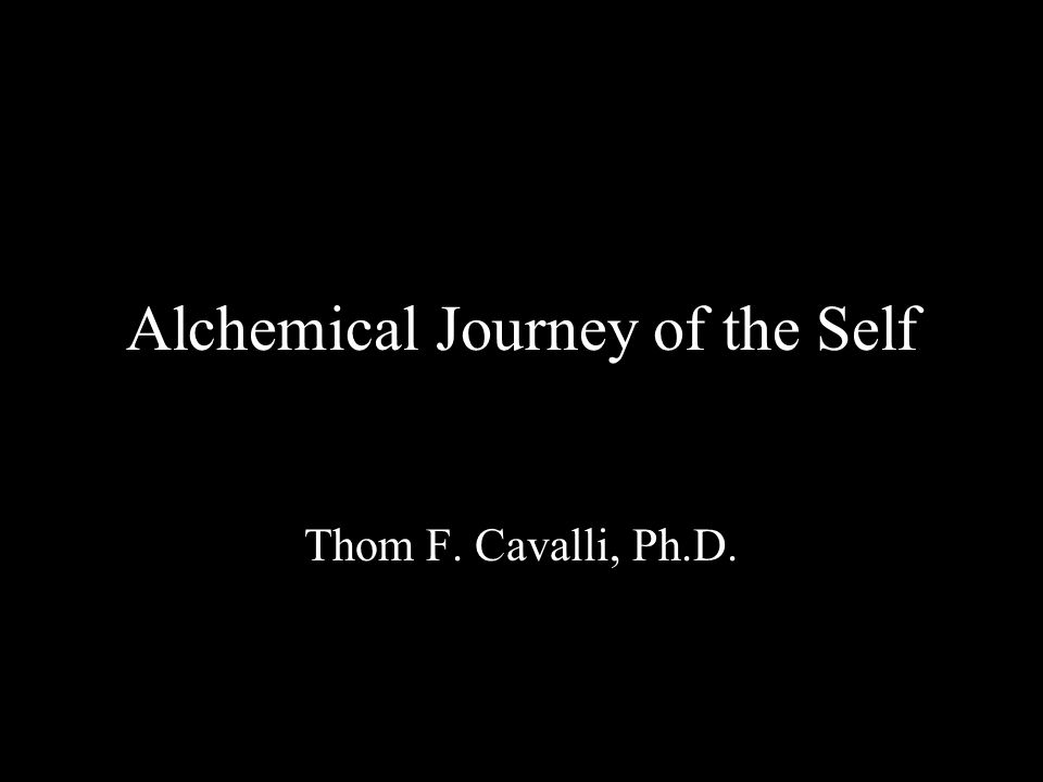 Alchemical Journey of the Self