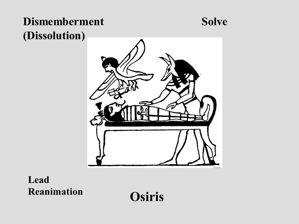 Osiris Dismemberment Solve (Dissolution) Lead Reanimation