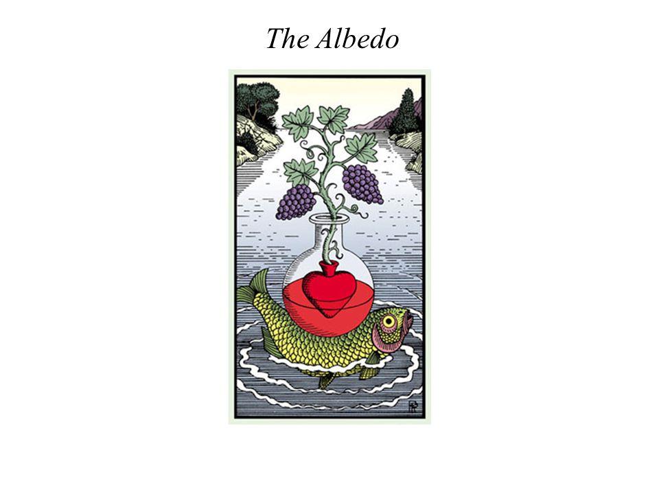 The Albedo The way of the heart (ibu) Nile fish, Osiris/Christ
