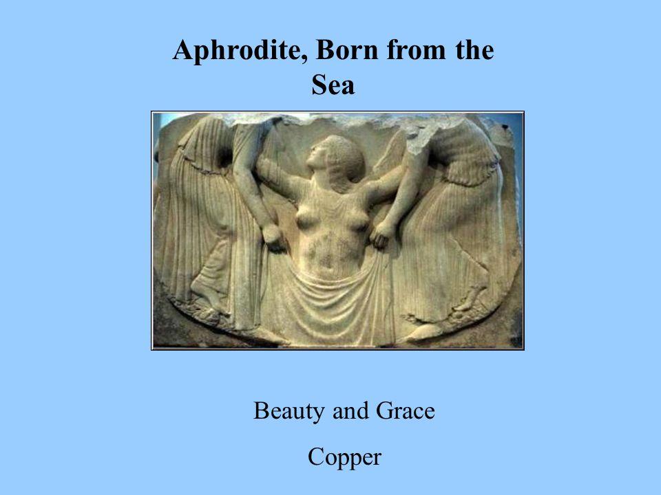 Aphrodite, Born from the Sea