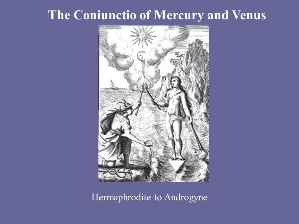 The Coniunctio of Mercury and Venus