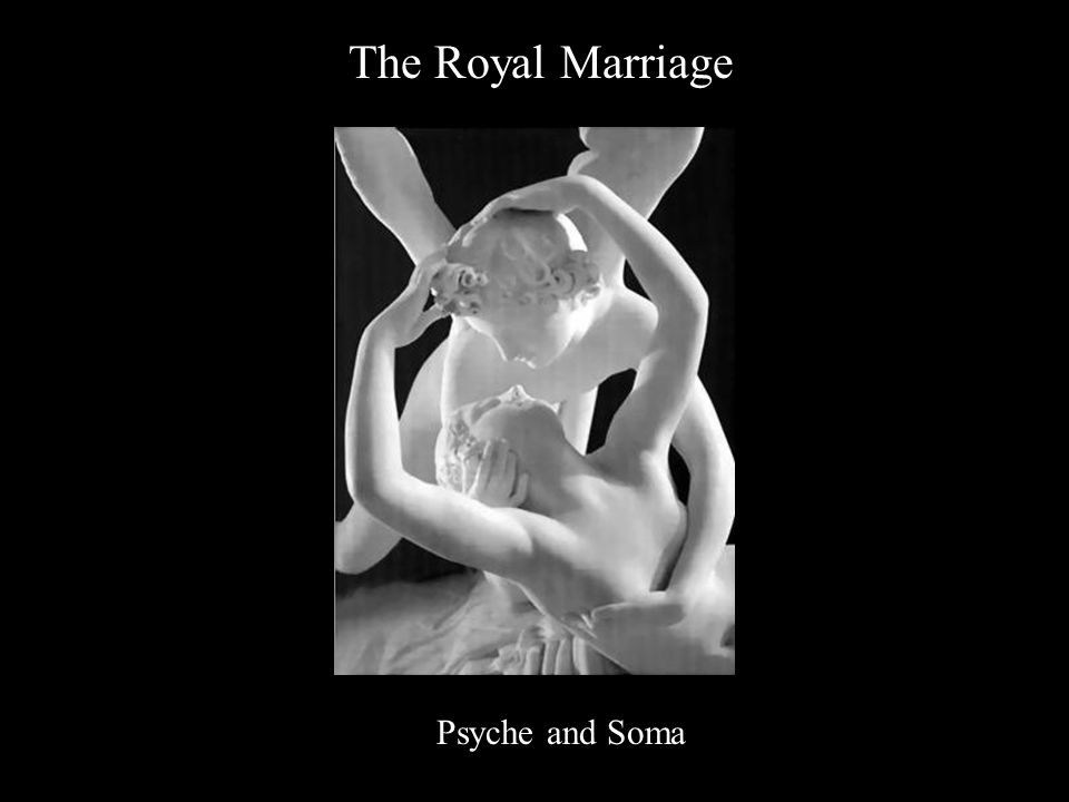 The Royal Marriage Psyche and Soma Myth of Amor and Psyche