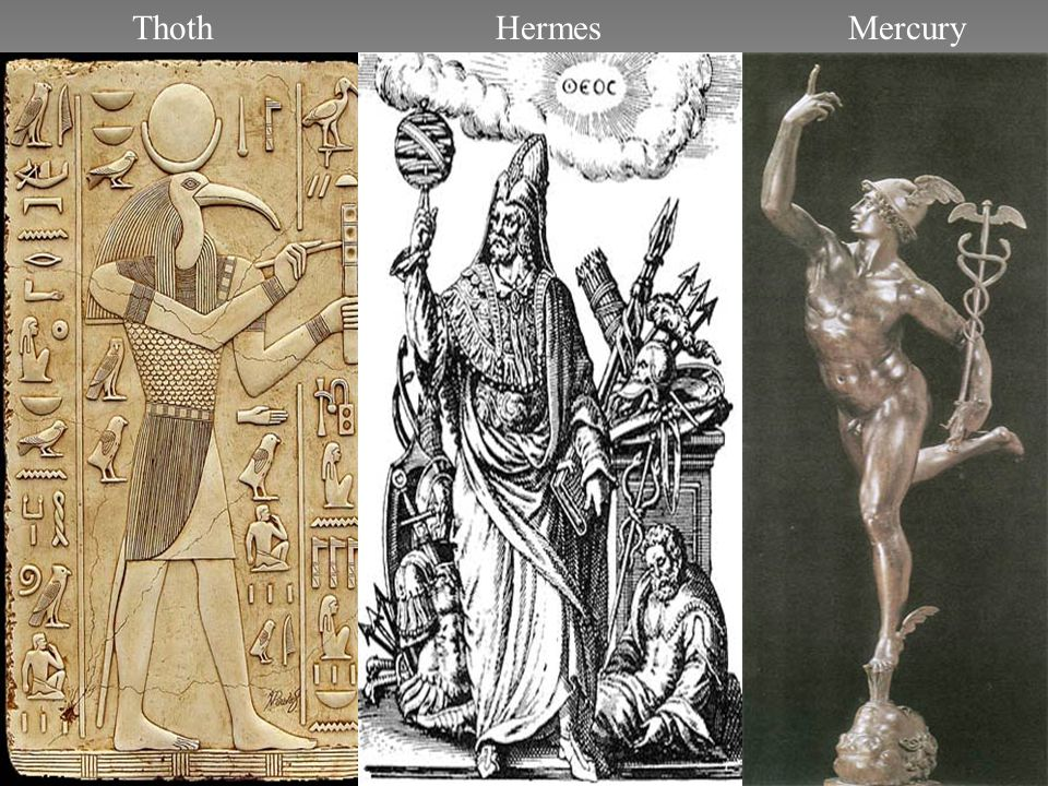 Thoth Hermes Mercury The Stone: Its strategy – Stay Still