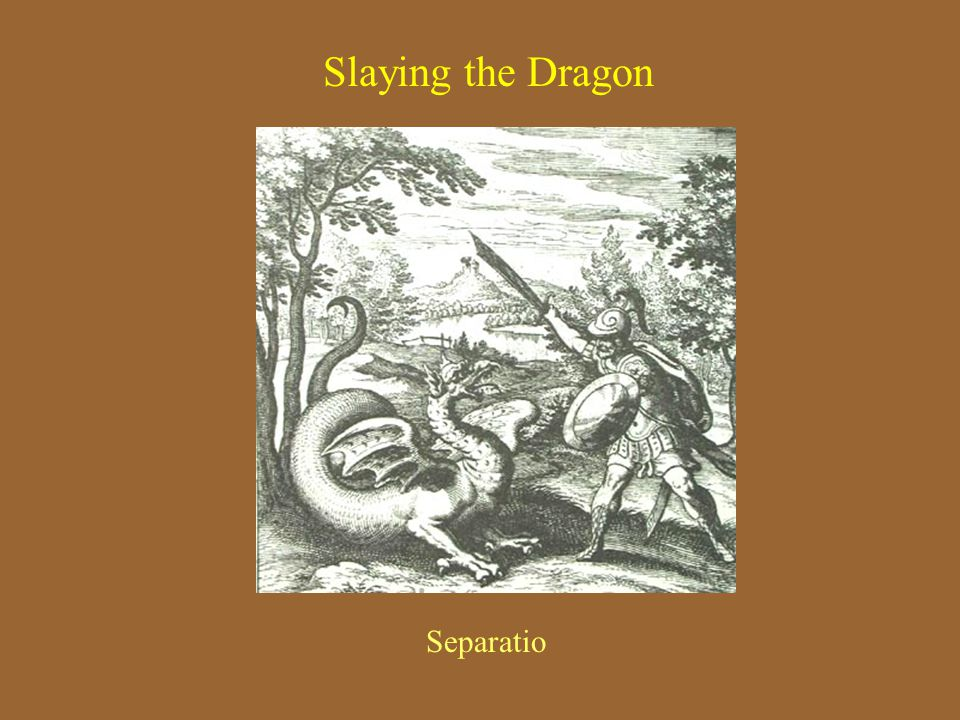 Slaying the Dragon Separatio Mother Complex, Separation-Individuation