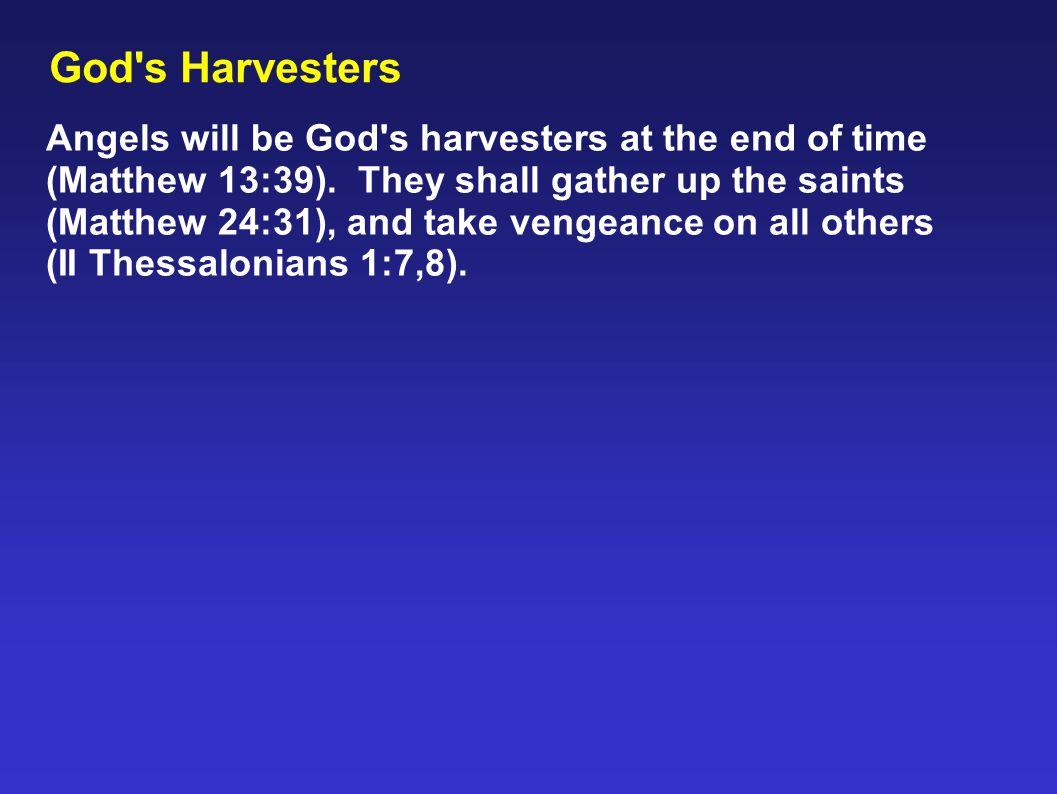 God s Harvesters