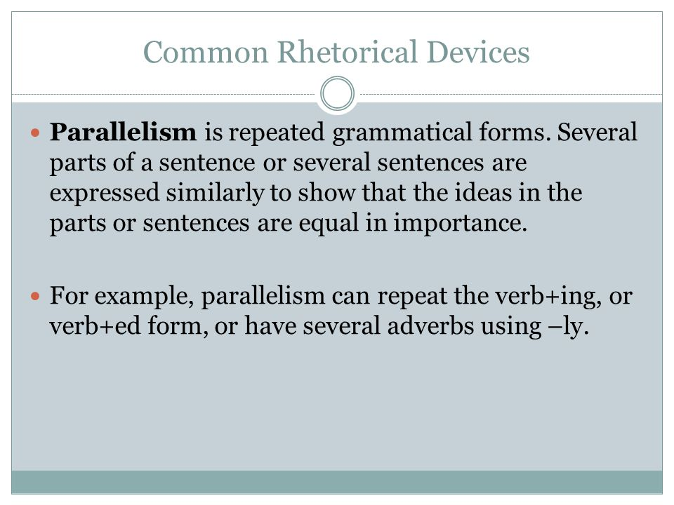 analysis rhetorical devices used revolutionary era speeches Analysis of the rhetorical devices used in the revolutionary era speeches (2004 2018, from.