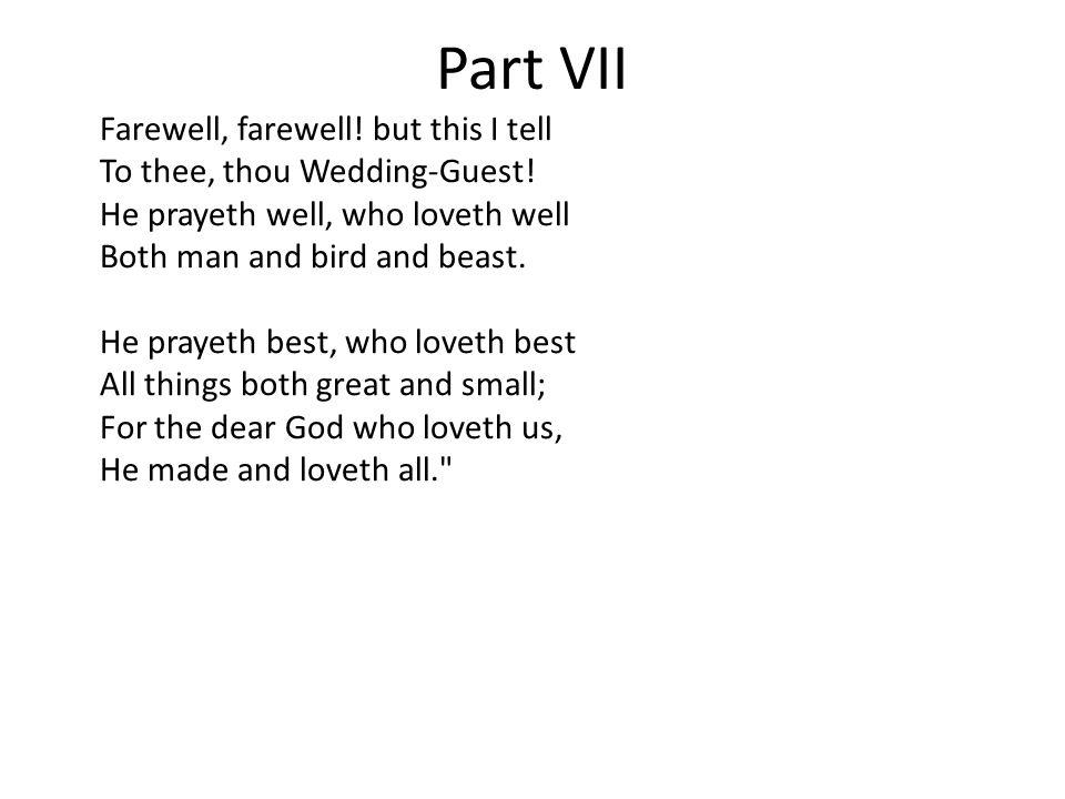 Part VII