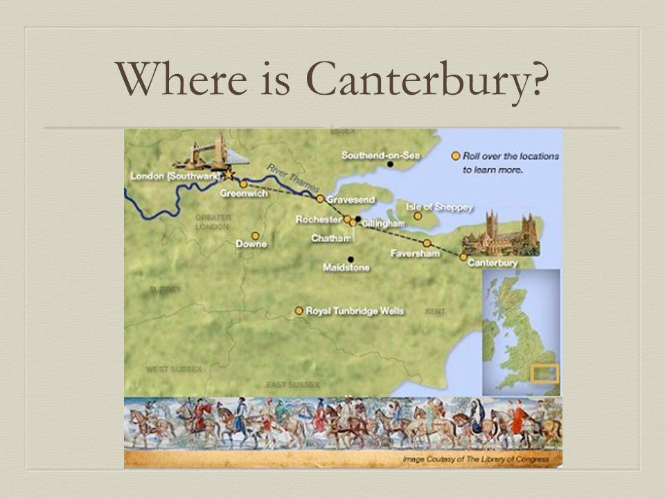 Where is Canterbury
