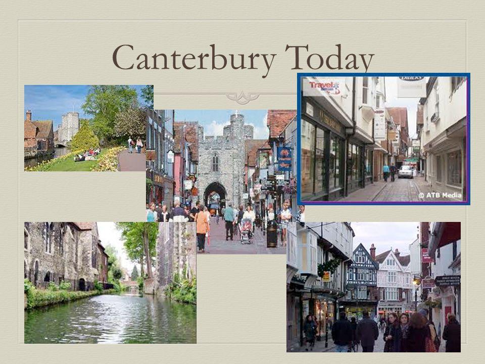 Canterbury Today
