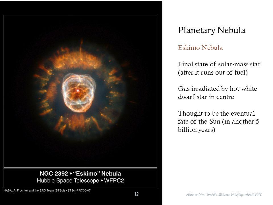 Planetary Nebula Eskimo Nebula