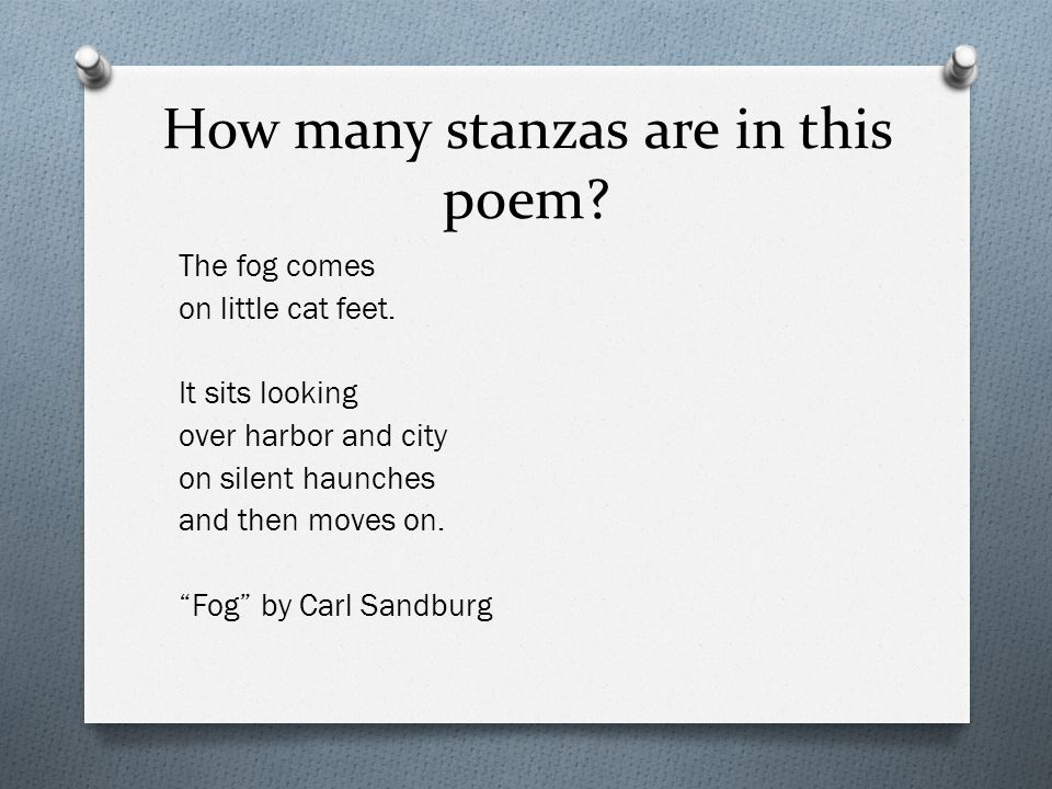 How many stanzas are in this poem