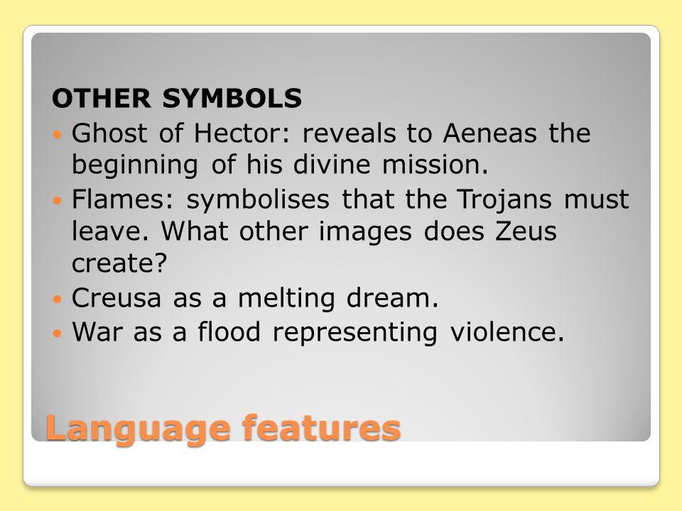 Language features OTHER SYMBOLS