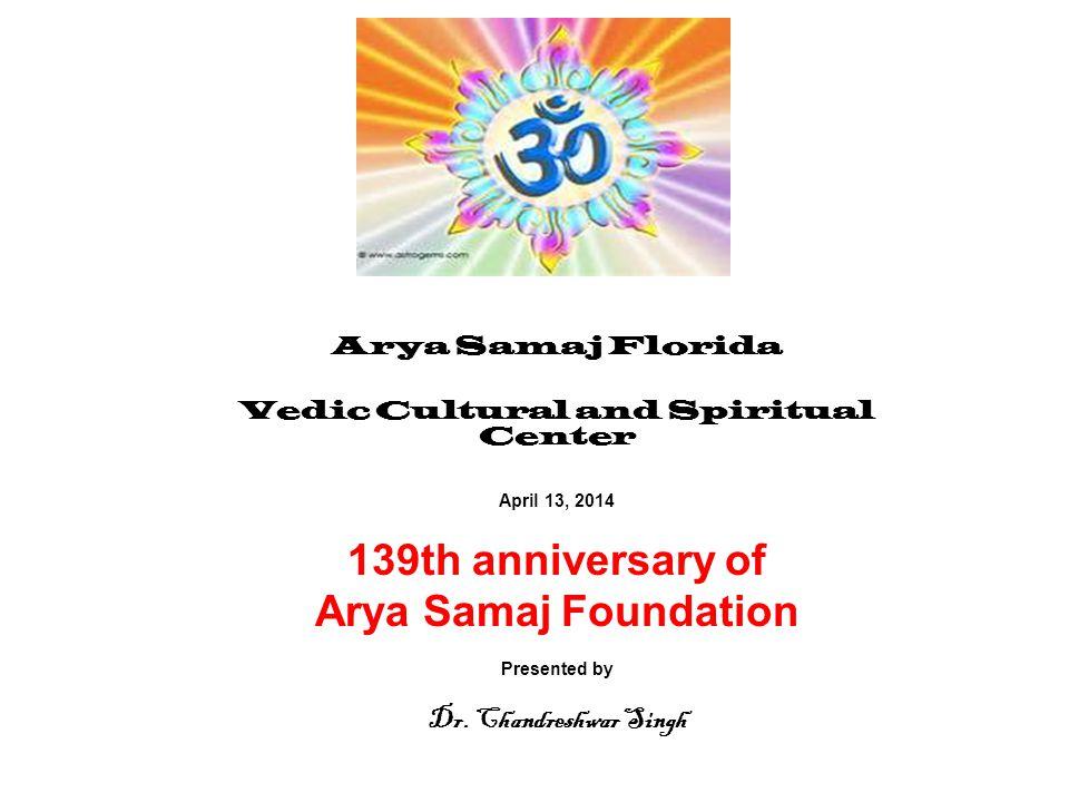 Vedic Cultural and Spiritual Center