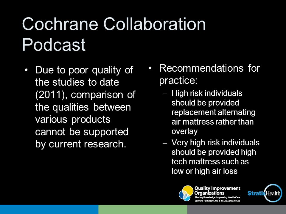 Cochrane Collaboration Podcast