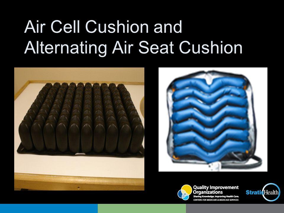 Air Cell Cushion and Alternating Air Seat Cushion