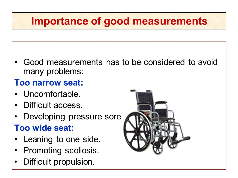 Importance of good measurements