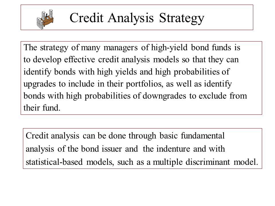 Credit Analysis Strategy