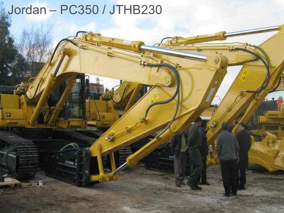 Jordan – PC350 / JTHB230