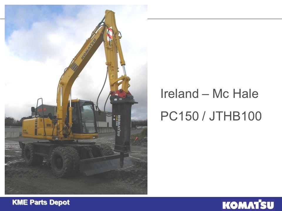 Ireland – Mc Hale PC150 / JTHB100
