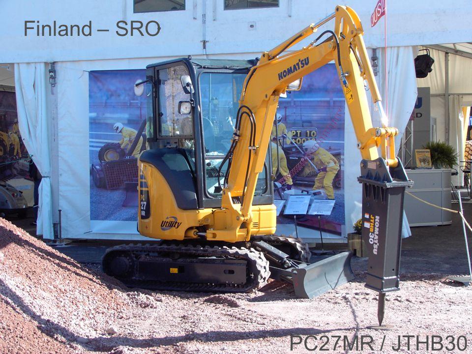 Finland – SRO PC27MR / JTHB30