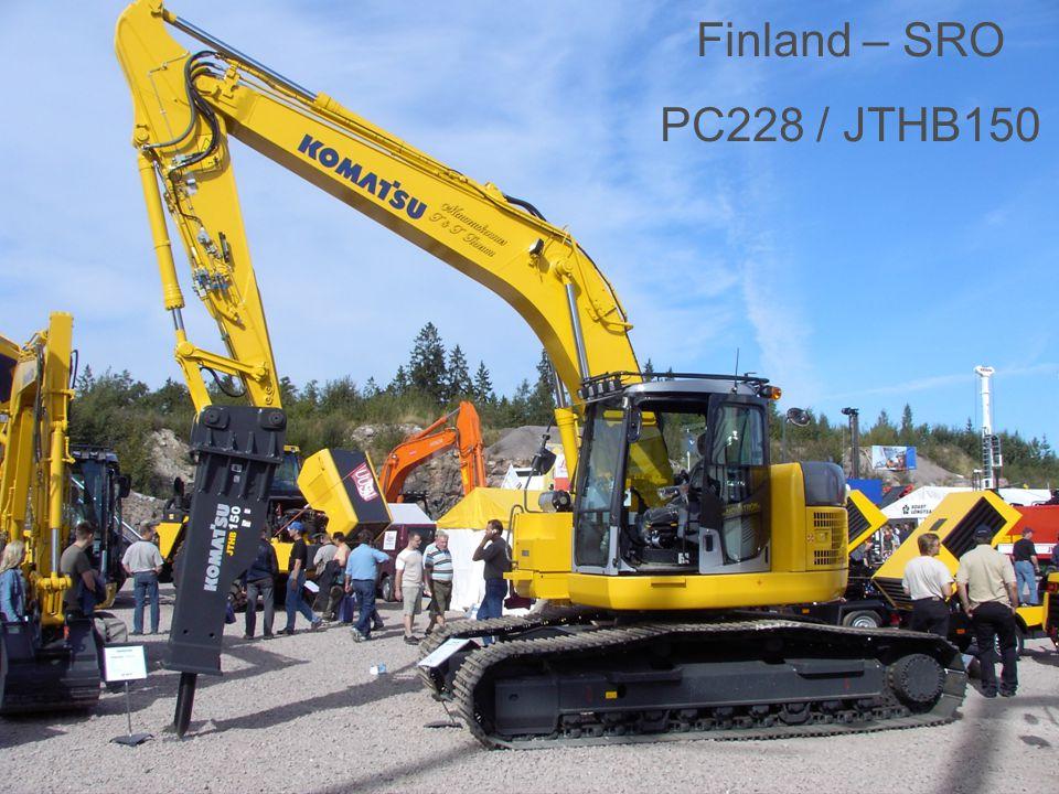 Finland – SRO PC228 / JTHB150