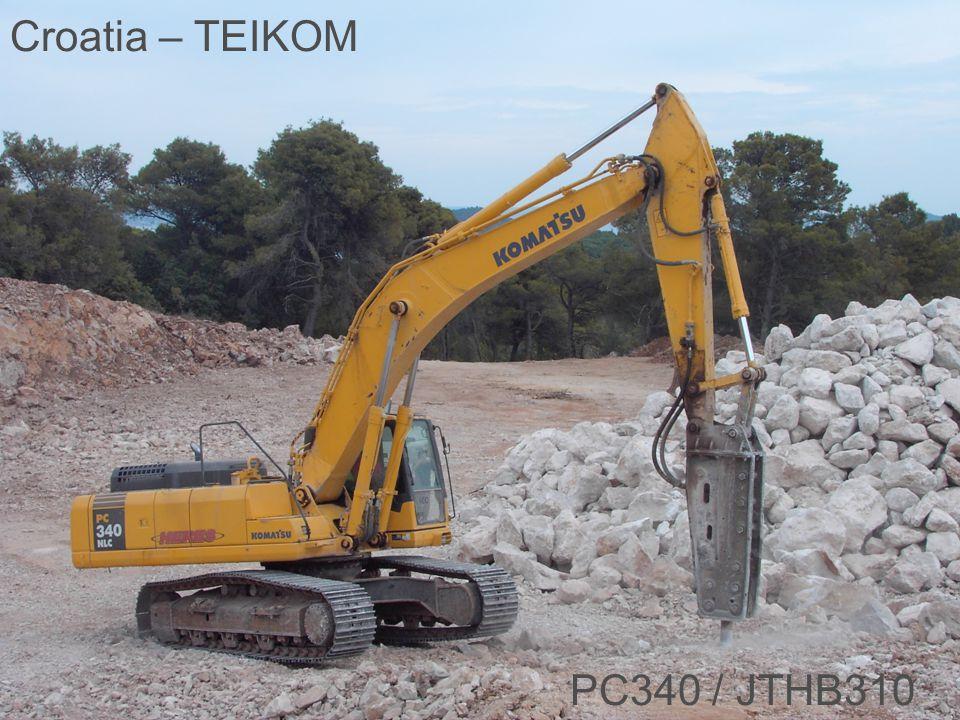 Croatia – TEIKOM PC340 / JTHB310