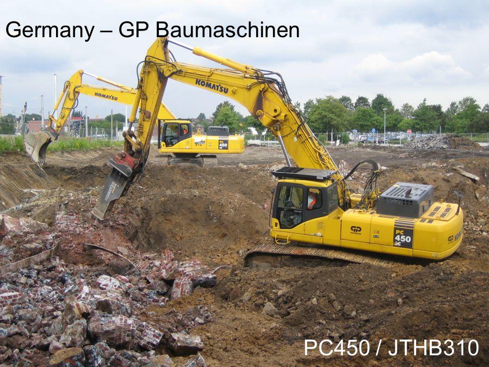 Germany – GP Baumaschinen