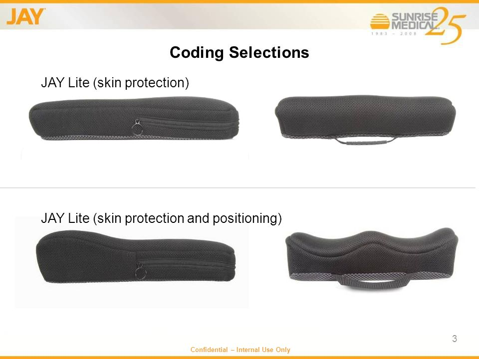 Coding Selections JAY Lite (skin protection)