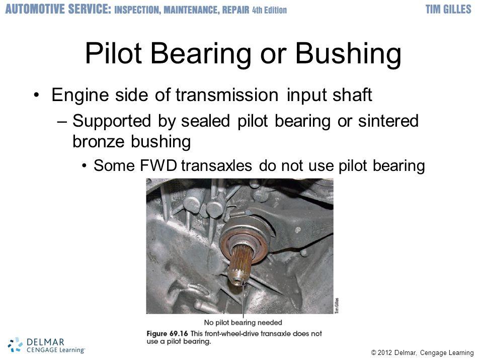 Pilot Bearing or Bushing