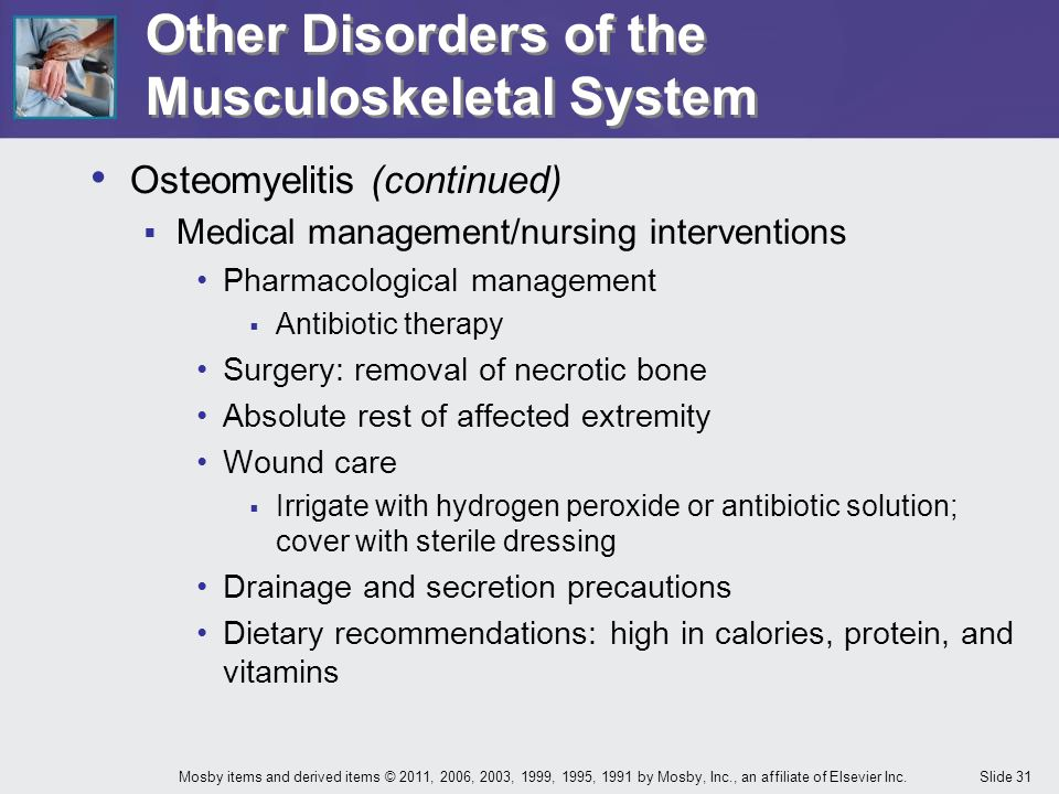 Other Disorders of the Musculoskeletal System
