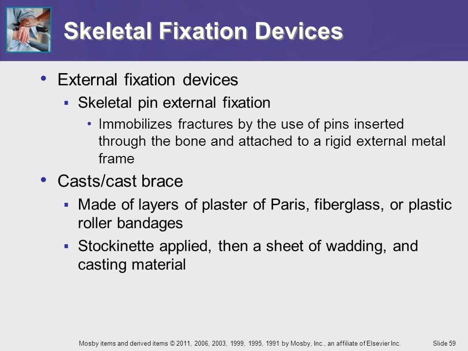 Skeletal Fixation Devices