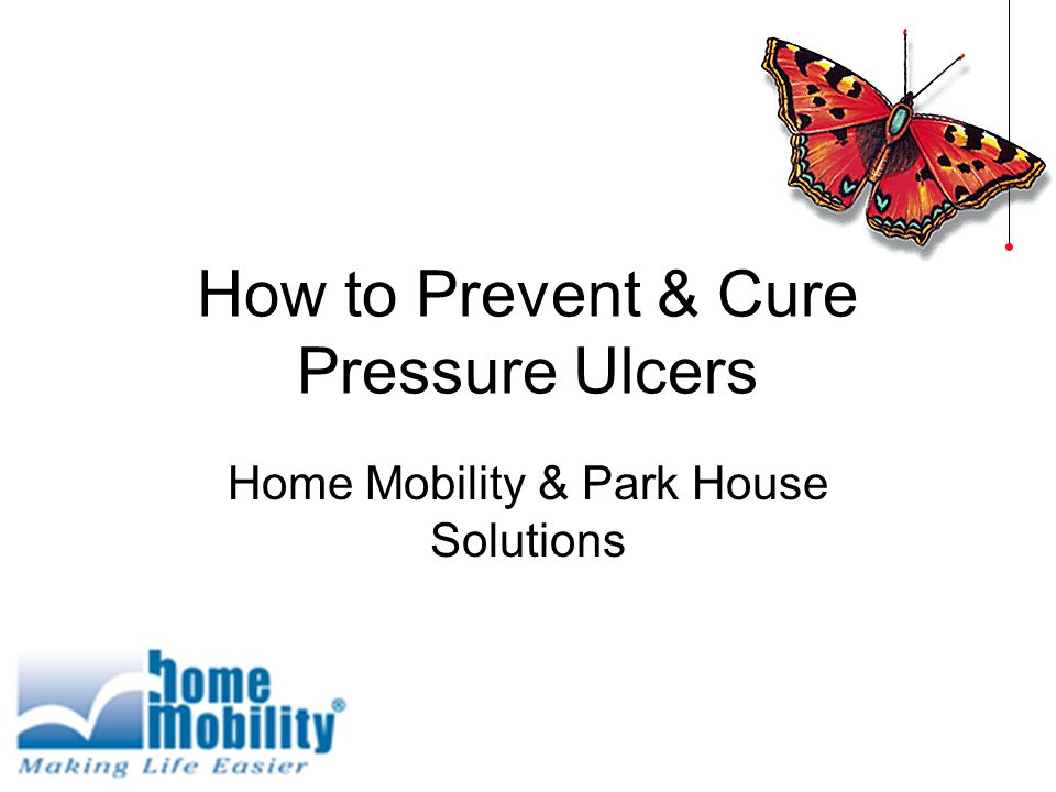 How to Prevent & Cure Pressure Ulcers