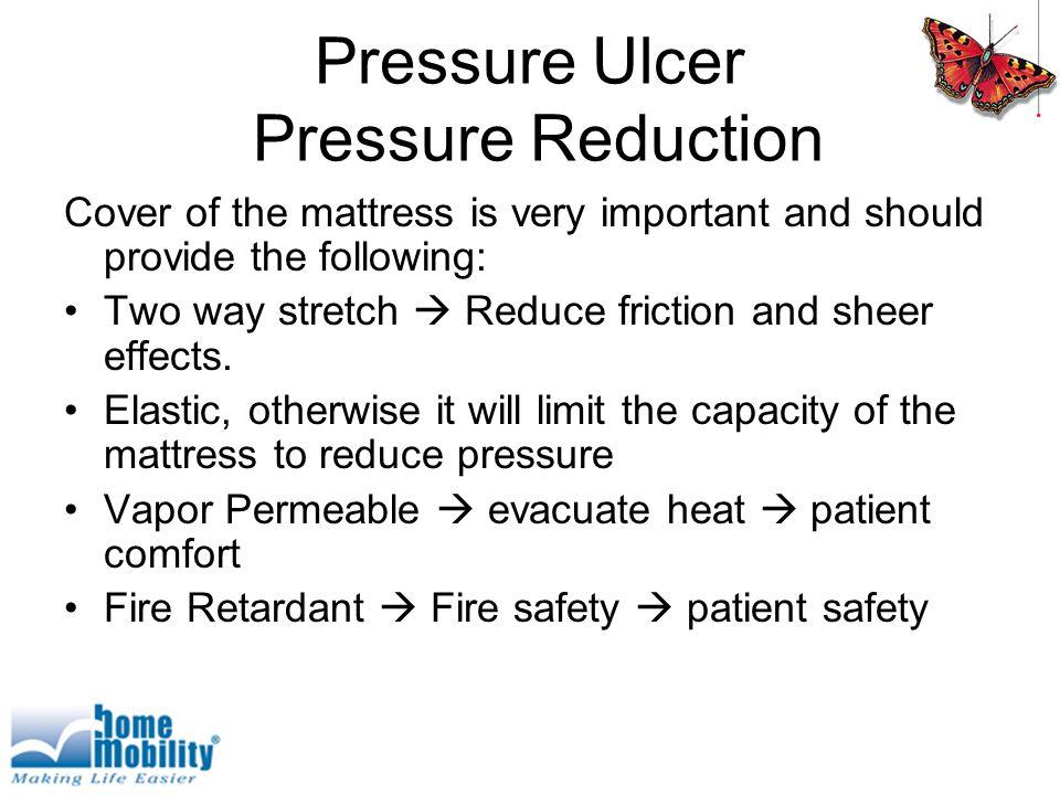 Pressure Ulcer Pressure Reduction