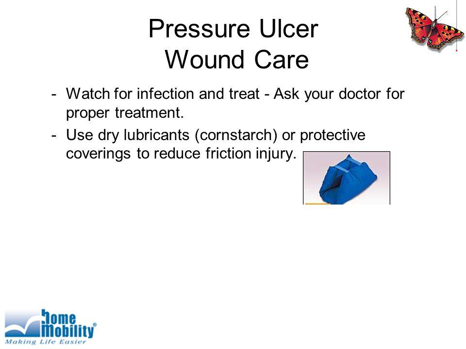 Pressure Ulcer Wound Care