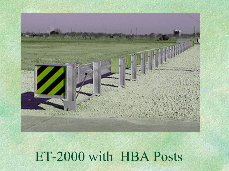 ET-2000 with HBA Posts