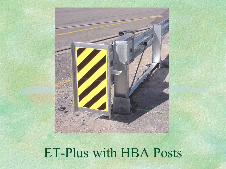 ET-Plus with HBA Posts
