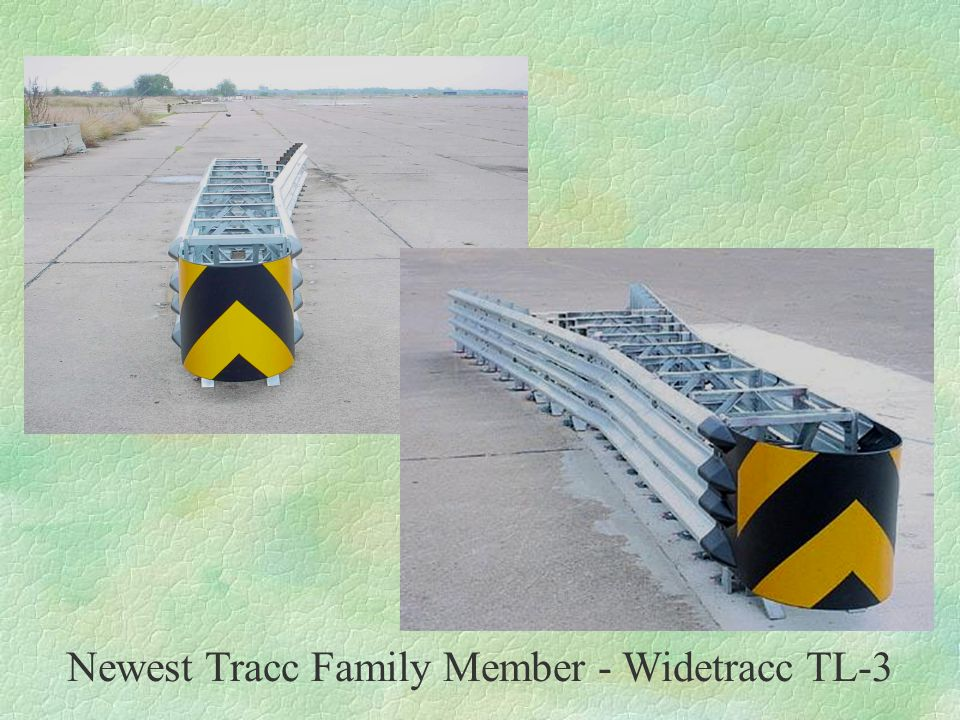 Newest Tracc Family Member - Widetracc TL-3
