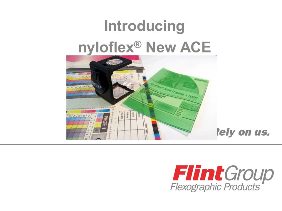Introducing nyloflex® New ACE